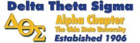 Delta Theta Sigma Alpha Chapter